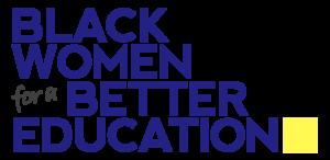 Black Women for a Better Education logo