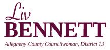 Liv Bennett logo